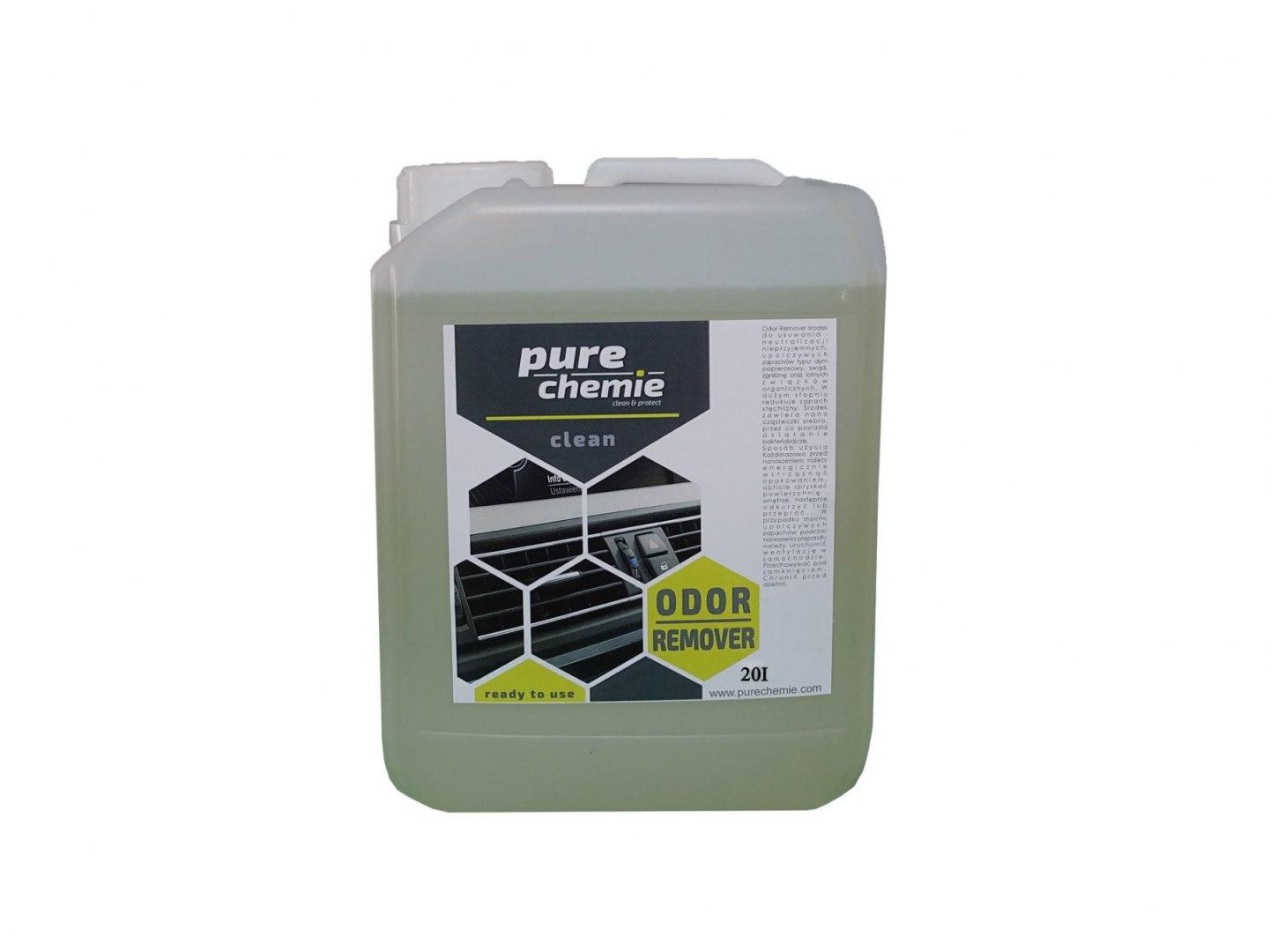 Pure Chemie Odor Remover 20L (Neutralizator zapachów) - GRUBYGARAGE - Sklep Tuningowy